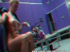 locker room voyeur cam 3D Thumb
