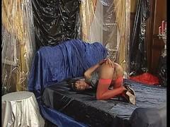 plastic tarps and leather...so seductive Thumb