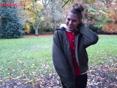 Sweet Young Girl use a condom for the first time! Thumb