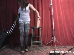 Rica - SheMuscle Thumb