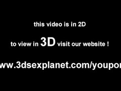 Lesbian Hardcore in 3D (2D version) Thumb