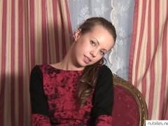 Nastya demonstrates her bonafide sexuality Thumb