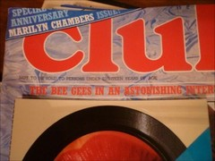 Marilyn Chambers Club Magazine Record Thumb