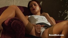 The Education of Adela: Deep Pussy Licking And Multiple Orgasms For Lesbian Madame Thumb