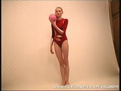Amateur ballerina Marina (clip) Thumb