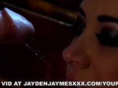Jayden Jaymes in the kitchen with Justice Young Thumb