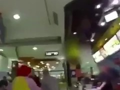 Boomer gets in fight with Ronald Mcdonald Thumb