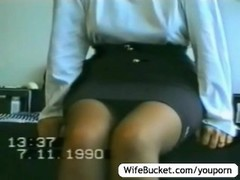Euro wife vintage home sex tape Thumb
