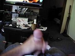 Huge cumshot Thumb