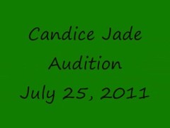 Candice Jade Audition Thumb
