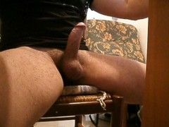 french big cock and cum Thumb