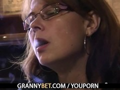 Busty mom is picked up in the bar and fucked Thumb