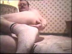 Tueffi beim Dildo Arschfick bis der Samen spritzt Thumb