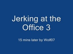Jerking at the Office 3 Thumb