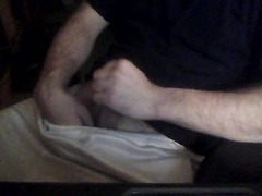 me jerking off Thumb