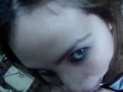 Elle le suce et son copain l'a met sur facebook Thumb
