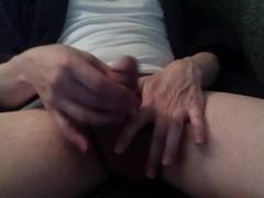 Chronic Masturbation Jack off Thumb