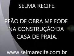 SELMA BRAZIL: SEXO IN BEACH HOUSE. Thumb