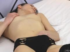 Black stockings and babes vagina rubbing Thumb
