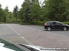 The May 2012 Carpark Gangbang Thumb