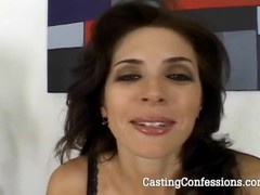 Check out Drewna as she gives a great blowjob during an actual casting session. Thumb