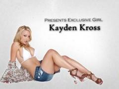 Stunning natural-tit girlfriend Kayden Kross rides dick to orgasm Thumb