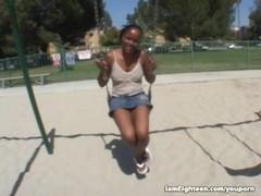 Black Teen's First Porn Scene Thumb