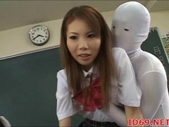 Japanese AV Model gets fucked Thumb