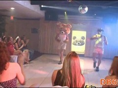 Strip dancer fucked at hen-party Thumb