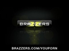 Big-tit brunette McKenzie Lee loses at strip poker & gets anal Thumb