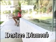 Desiree Diamond gets double teamed - Combat Zone Thumb