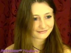 Shy Teen Masterbates On Webcam Thumb