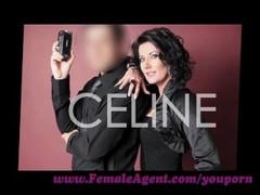 FemaleAgent. Cautious but trusting Thumb