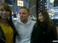 Mona et Tsubaki 2 charmes de Tokyo qu'on a envie d'enfiler Thumb