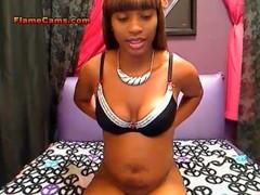 Ebony Amateur Cam Girl Thumb