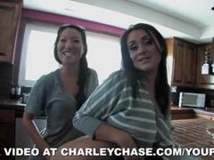 Asa Akira Butt Plugs Charley Chase Thumb