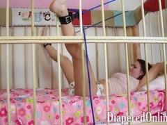 Alisha Big Load Bound Crib Thumb