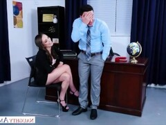 Sweet Secretary Fucks Her Newly Divorced Boss Thumb