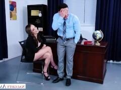 Sweet Secretary Fucks Her Newly Divorced Boss Thumb