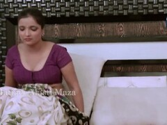 Hot desi shortfilm 551 - Sona navel fingering, kiss, smooch & cleavage show Thumb