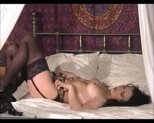 Susanna Francessca Bed Striptease.wmv Thumb